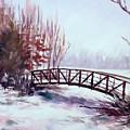 Snowy Span by K M Pawelec