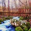 Bridge Over Mill Creek by Anthony Zeljeznjak