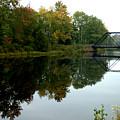 Bridge Over Still Waters by Jerry Deroo