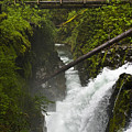Bridge Over Water by Chad Davis