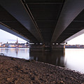 Bridge Over Wexford Harbour by Ian Middleton