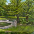 Bridge Reflections by Dawn Tyler
