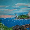 Bridge Scene by Donald Northup