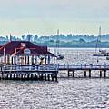 Bridge Street Pier by HH Photography of Florida