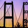 Bridge Sunset by Joshua Fischl