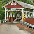 Bridge Through The Somerset Forest by Adam Jewell