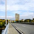 Bridge To The City Binghamton New York by Christina Rollo