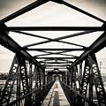Bridge To The Past by John Vial