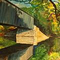 Bridge To Windham, Maine by William Tremble