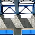Bridge Under Construction by David Dunham