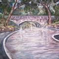 Bridge Wading Pool by Joseph Sandora Jr