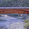 Bridgeport Covered Bridge by BuffaloWorks Photography