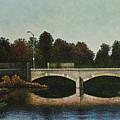 Bridges Of Forest Park Iv by Michael Frank