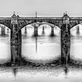 Bridging The Susquehanna  by JC Findley