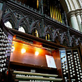 Bridlington Priory Pipe Organ by Jenny Setchell