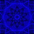 Brigadoon No. 1 Neon Blue by Joy McKenzie