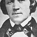 Brigham Young  Second President Of The Mormon Church, Aged 43, 1844 by American School