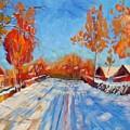 Bright Day by Elena Sokolova