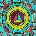 Bright Design by Norma Appleton