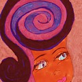 Bright Eyed Beauty by Elinor Helen Rakowski
