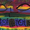 Bright Eyes by Angela L Walker