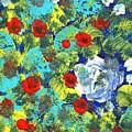 Bright Roses by Pam Roth O'Mara