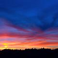 Bright Sunset by Antonio Ballesteros Mijailov