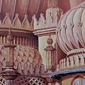 Brighton Palace by Pauline Sharp