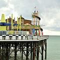 Brighton Pier by Alicia Fdez