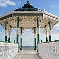 Brighton Seafront Gazebo by Venetia Featherstone-Witty