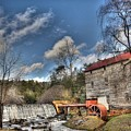 Brightwell's Mill 1 by Todd Hostetter