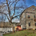 Brightwell's Mill by Todd Hostetter