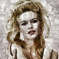 Brigitte Bardot, Vintage Actress by Mary Bassett