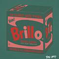 Brillo Box Colored 10 - Warhol Inspired by Peter Potamus
