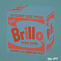 Brillo Box Colored 15 - Warhol Inspired by Peter Potamus