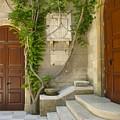 Brindisi- Library Door by Italian Art