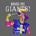 Bring Me Giants Tee by Douglas Christian Larsen
