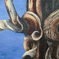 Bristlecone Tree No. 3 by Wanda Pepin