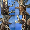 Bristlecone Tree Set by Wanda Pepin