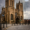 Bristol Cathedral by Adrian Evans