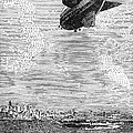 British Airship, 1919 by Granger