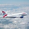 British Airways Airbus A380-841 by J Biggadike