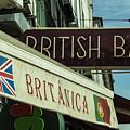 British Bar Britanica  by Rob Hawkins