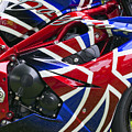 British Bike  by Tim Gainey