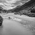 British Columbia White Pass Panorama by Alex Grichenko