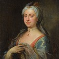 British Lady Mary Wortley Montagu by Joseph Highmore
