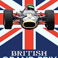 British Lotus by Gary Grayson