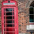 British Phone Box by Adrian Evans