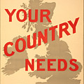 Britons Needed by Richard Reeve