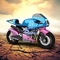 Britten V1000 1995 Desert by Aged Pixel